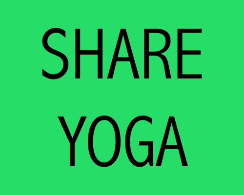 Inspired Change Yoga - Share on Social Media!