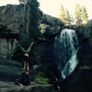 Rob Acro Waterfall